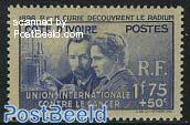 Development of Radium by P. & M. Curie 1v