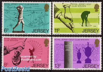 Golfclub of Jersey 4v