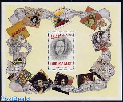 Bob Marley s/s