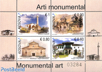 Monuments 4v m/s