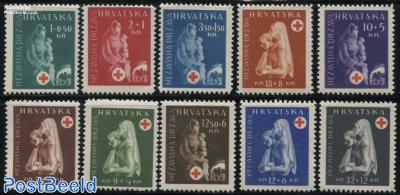 Red Cross 10v