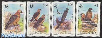 WWF, Vultures 4v