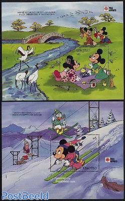 Philanippon, Disney 2 s/s