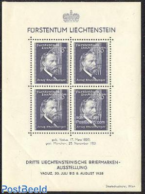 J. Rheinberger s/s