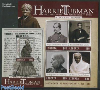 Harrie Tubman 2 s/s