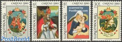 Caritas 4v