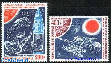 Future space projects 2v
