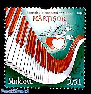 Music festival Martisor 1v