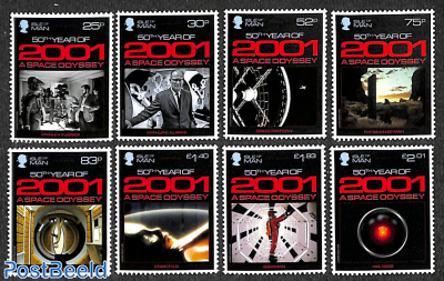 Space Odyssey 2001 8v