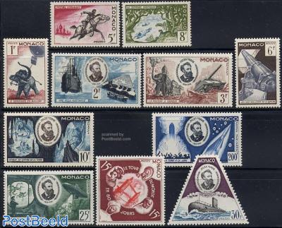 Jules Verne 11v