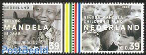 Nelson Mandela children fund 2v [:]