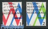 Coronation King Willem-Alexander 2v