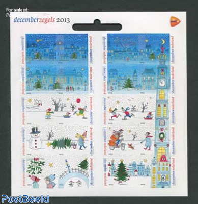 Christmas 20v m/s (with PostNL logo)