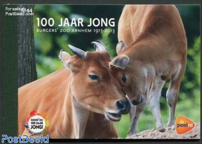 100 Years Burgers Zoo, Prestige booklet