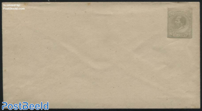 Envelope, 12.5c grey