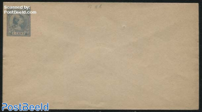 Envelope 5c greenblue