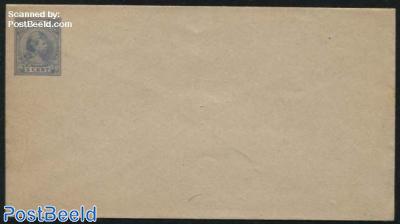 Envelope, 5c. ultramarin