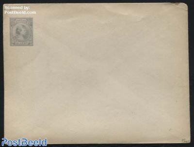 Envelope 12.5c grey