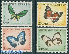 Social Welfare, Butterflies 4v