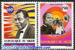 Louis Armstrong 2v