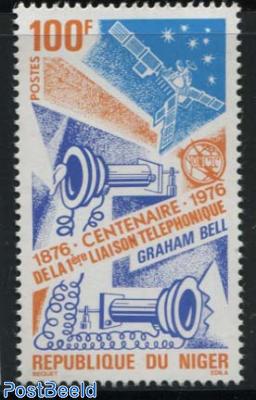 Telephone centenary 1v