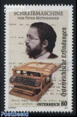 Typewriter 1v