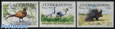 Tashkent Zoo 3v