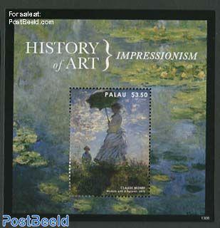 History of art, Claude Monet s/s