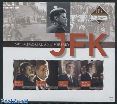 J.F. Kennedy 4v m/s