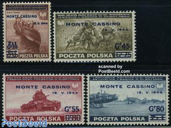 Monte Cassino 4v