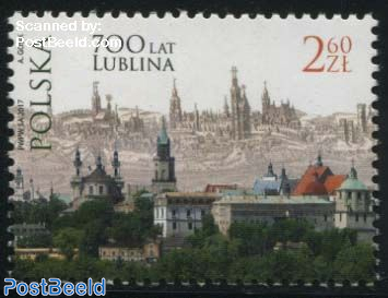700 Years Lublin 1v