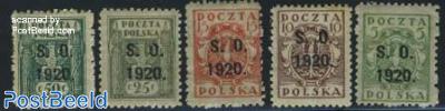 East Silesia, Coat of arms 5v