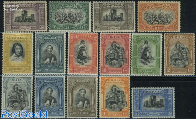 History of Portugal 15v