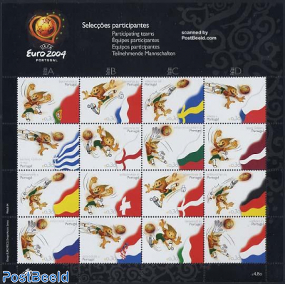 European football games 16v m/s