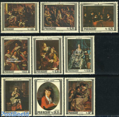 Paintings 9v