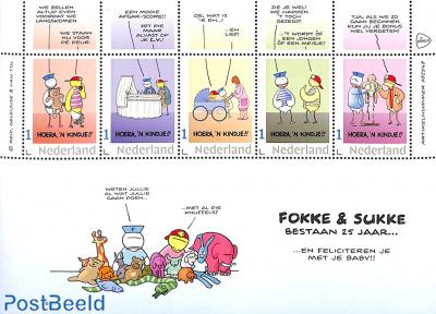 Fokke & Sukke 5v m/s