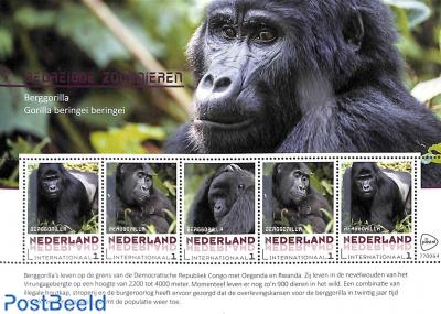 Endangered mammals 5v m/s
