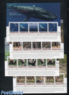 Endangered mammals 4 s/s