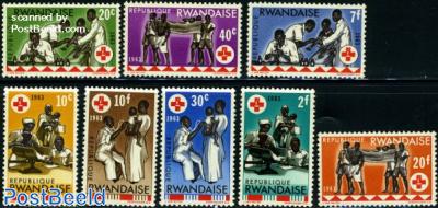 Red Cross 8v