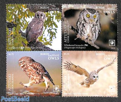 Owls 4v [+]