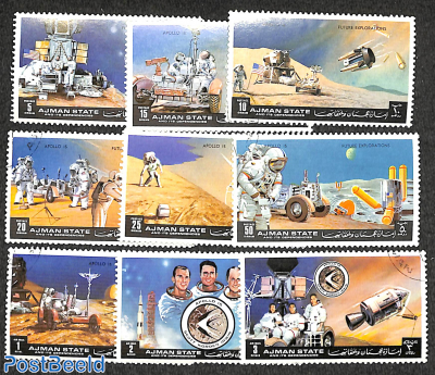 Apollo 15, future projects 9v