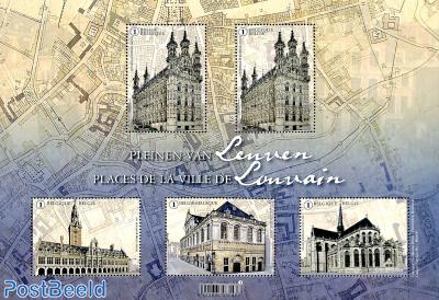 Leuven, Louvain 5v m/s