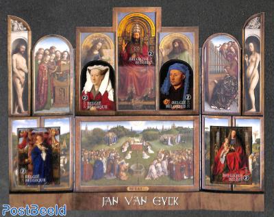 Jan van Eijk 5v in booklet