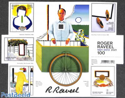 Roger Raveel s/s