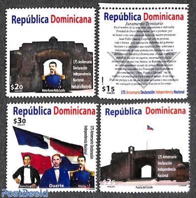 Declaration of independence 4v
