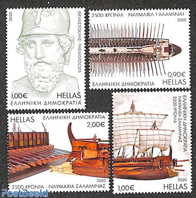 Battle of Salamis 4v