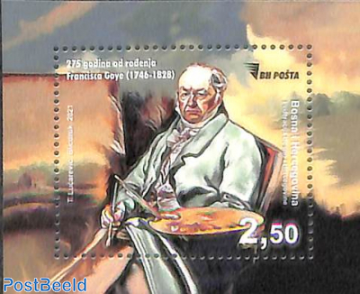 Francisco Goya s/s