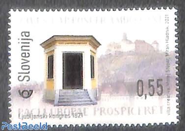 Ljubljanski congress 1821 1v
