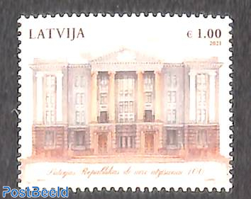100 years int. recognition Latvian souveranity 1v