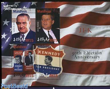 John F. Kennedy 4v m/s